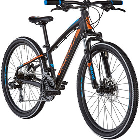 "Serious Rockaway 24"" Disc Kids, blue"
